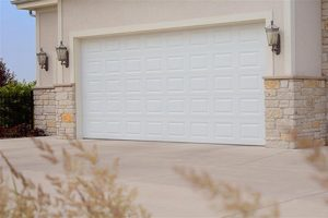 image of garage door model # 2255