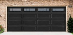 Steel Garage Doors Model 8300