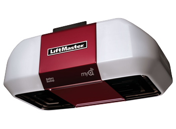 image of liftmaster 8550 aarons garage door service in san antonio, austin, new braunfels, san marcos, and marble falls
